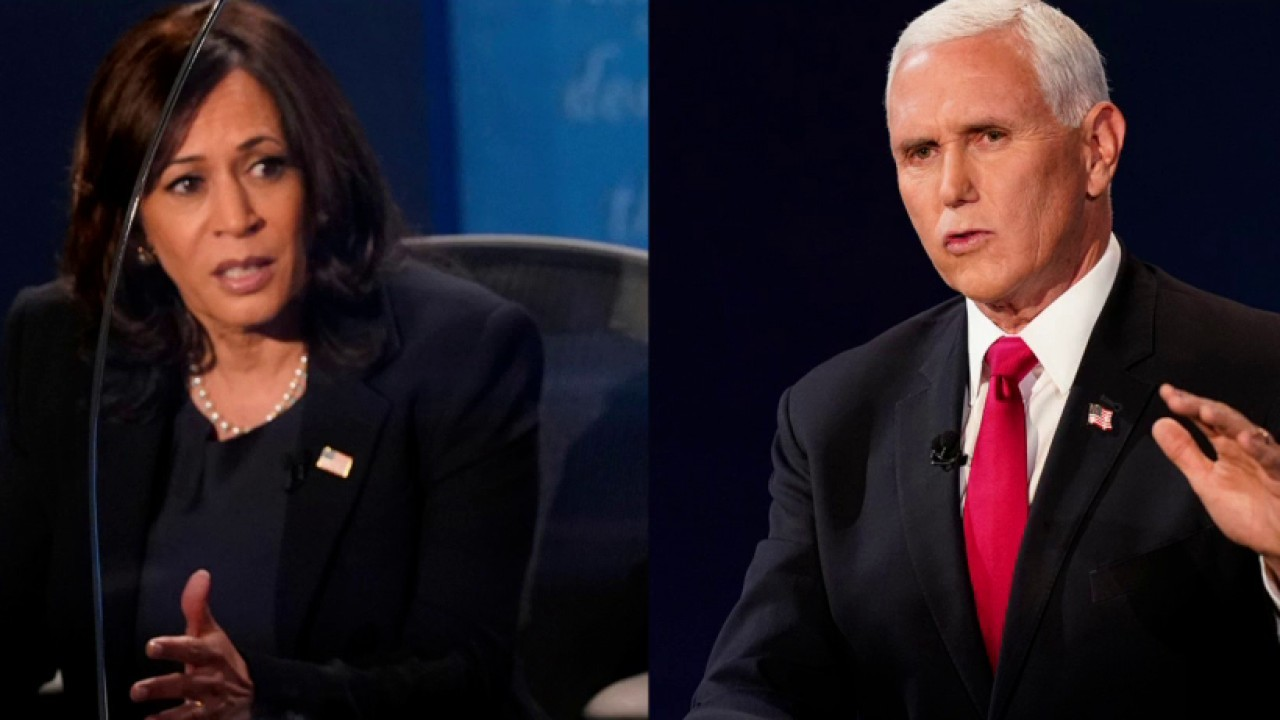 How voters reacted to Pence, Harris in vice presidential debate