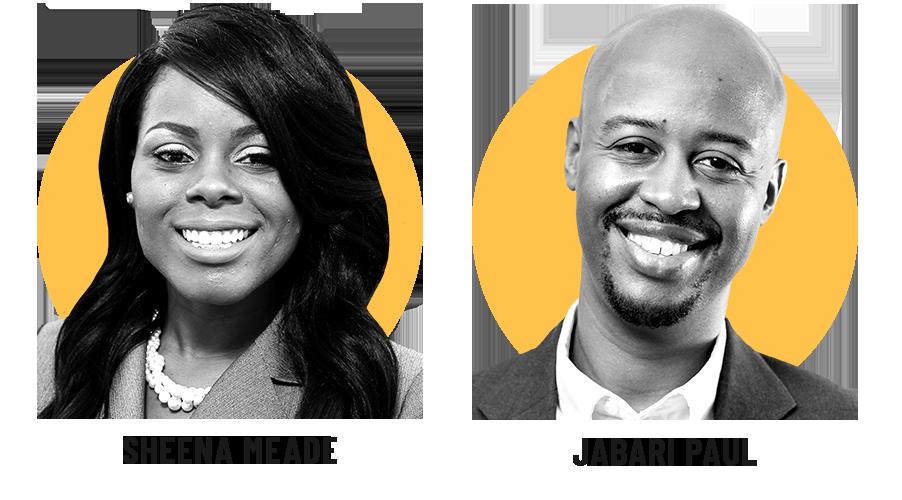 Perspectives Sheena Meade and Jabari Paul