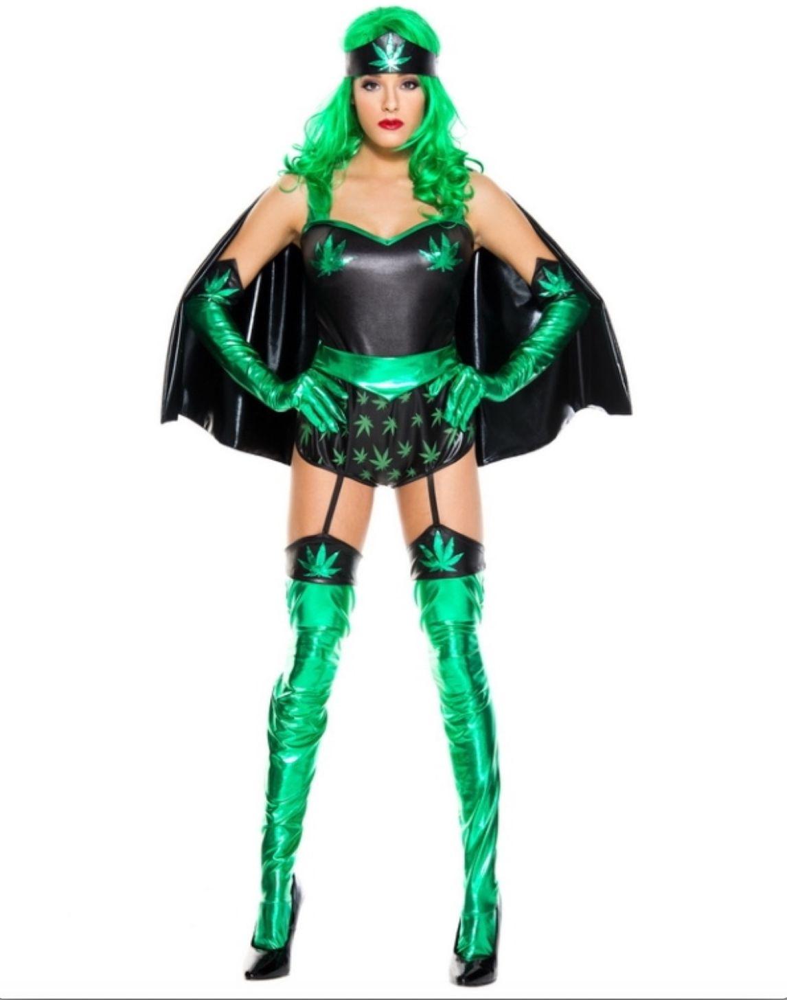 "No, <a href=""https://www.spicylingerie.com/mg-70814.html"" target=""_blank"">""Leafy Super Woman"" </a>is one heroine who isn't in"