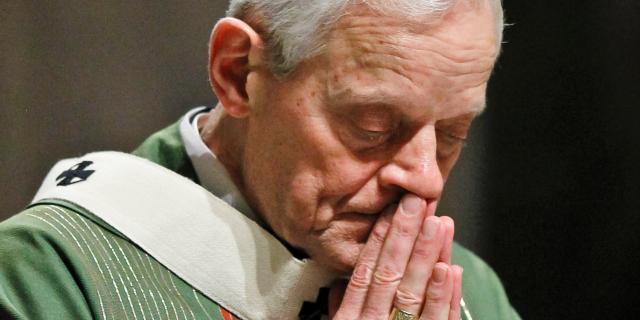 FILE - Archbishop Donald Wuerl (AP Photo/Alex Brandon, File)