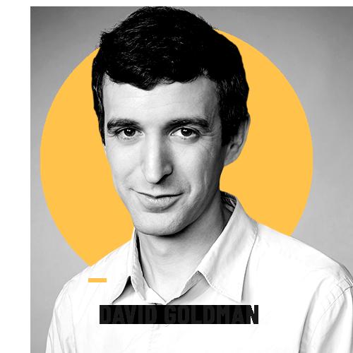 Perspectives David Goldman