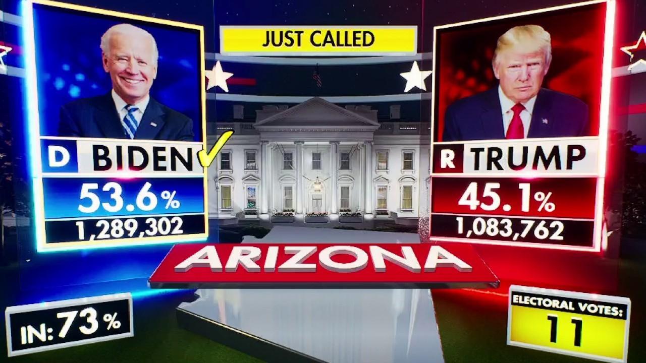 Democrats flip Arizona as Biden, Kelly score key election wins