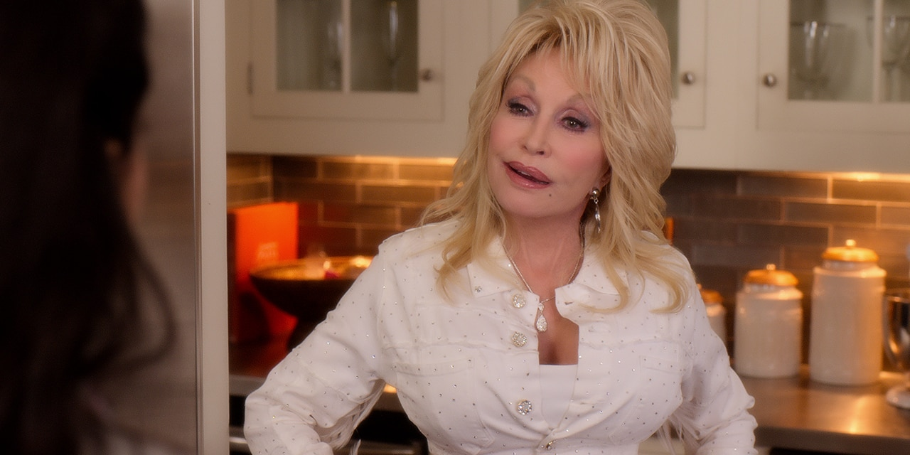 Dolly Parton recently released a Christmas album and is set to perform on a CBS holiday special next month.