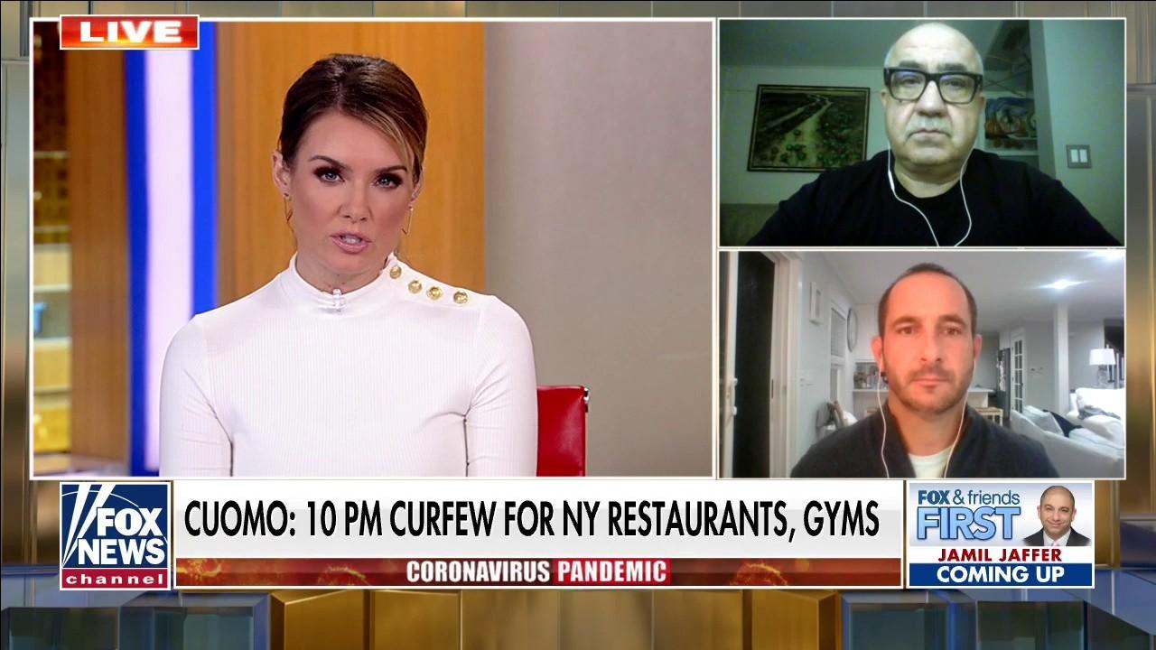 Cuomo reverses reopenings as coronavirus cases spike in NYC
