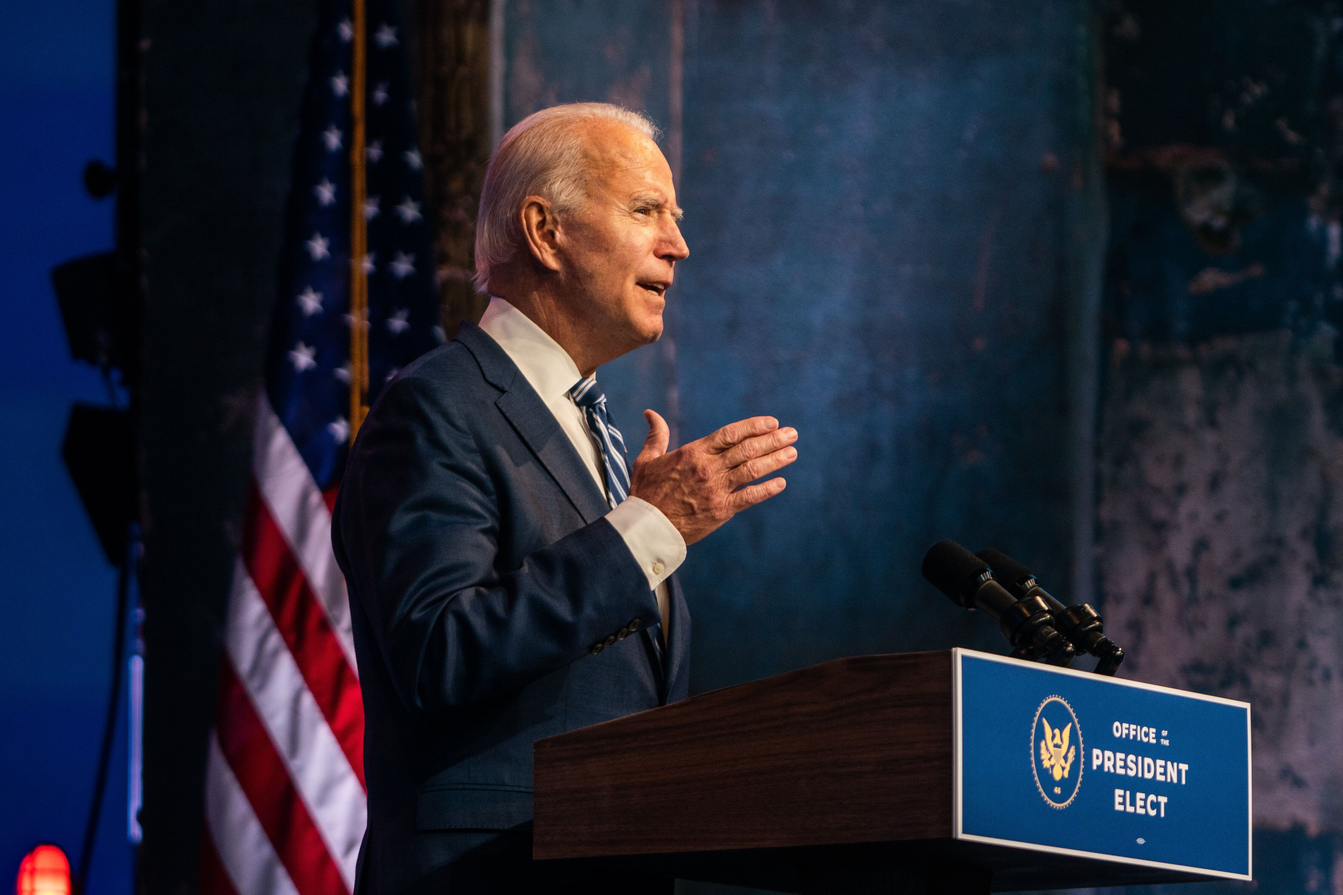 Biden would set an even higher ceiling for refugee admissions than the 110,000 slots approved by President Barack Obama in 20