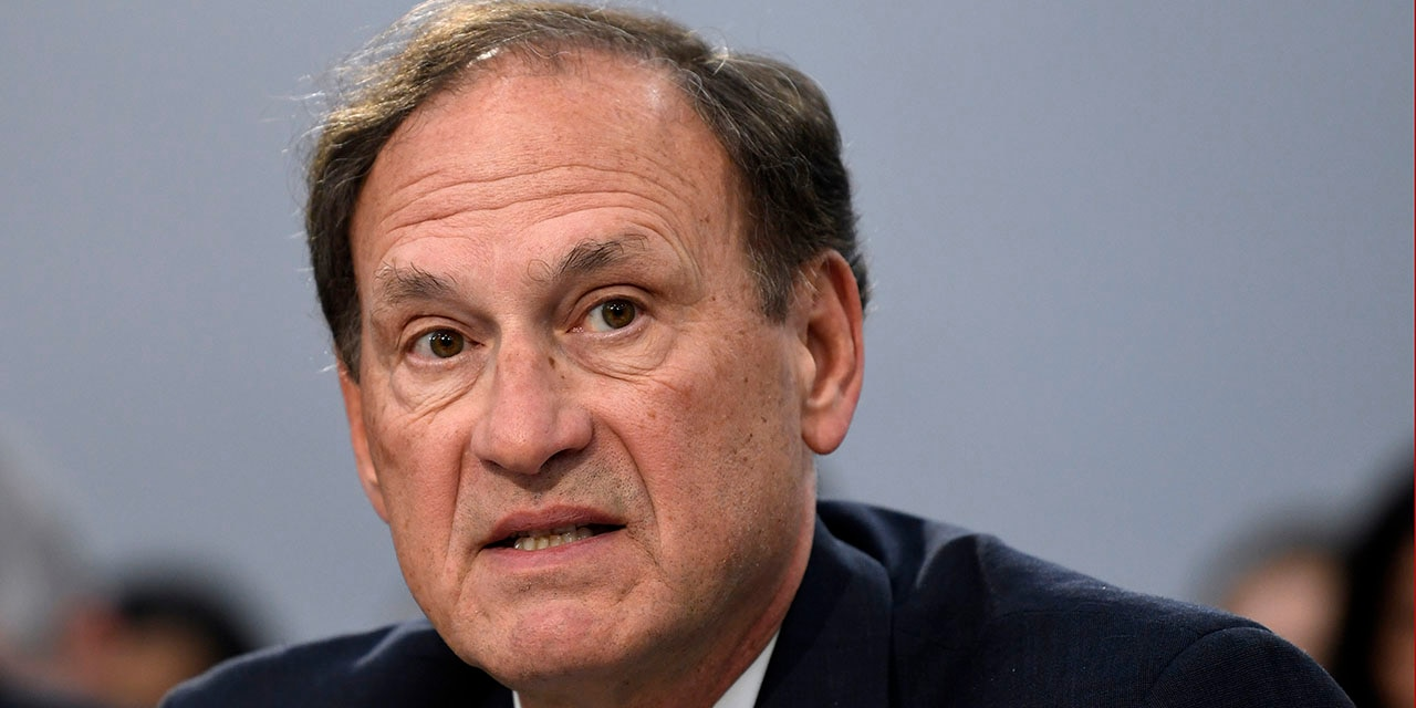 Supreme Court Justice Samuel Alito testifies before the House Appropriations Committee on Capitol Hill in Washington, March 7, 2019. (Associated Press)