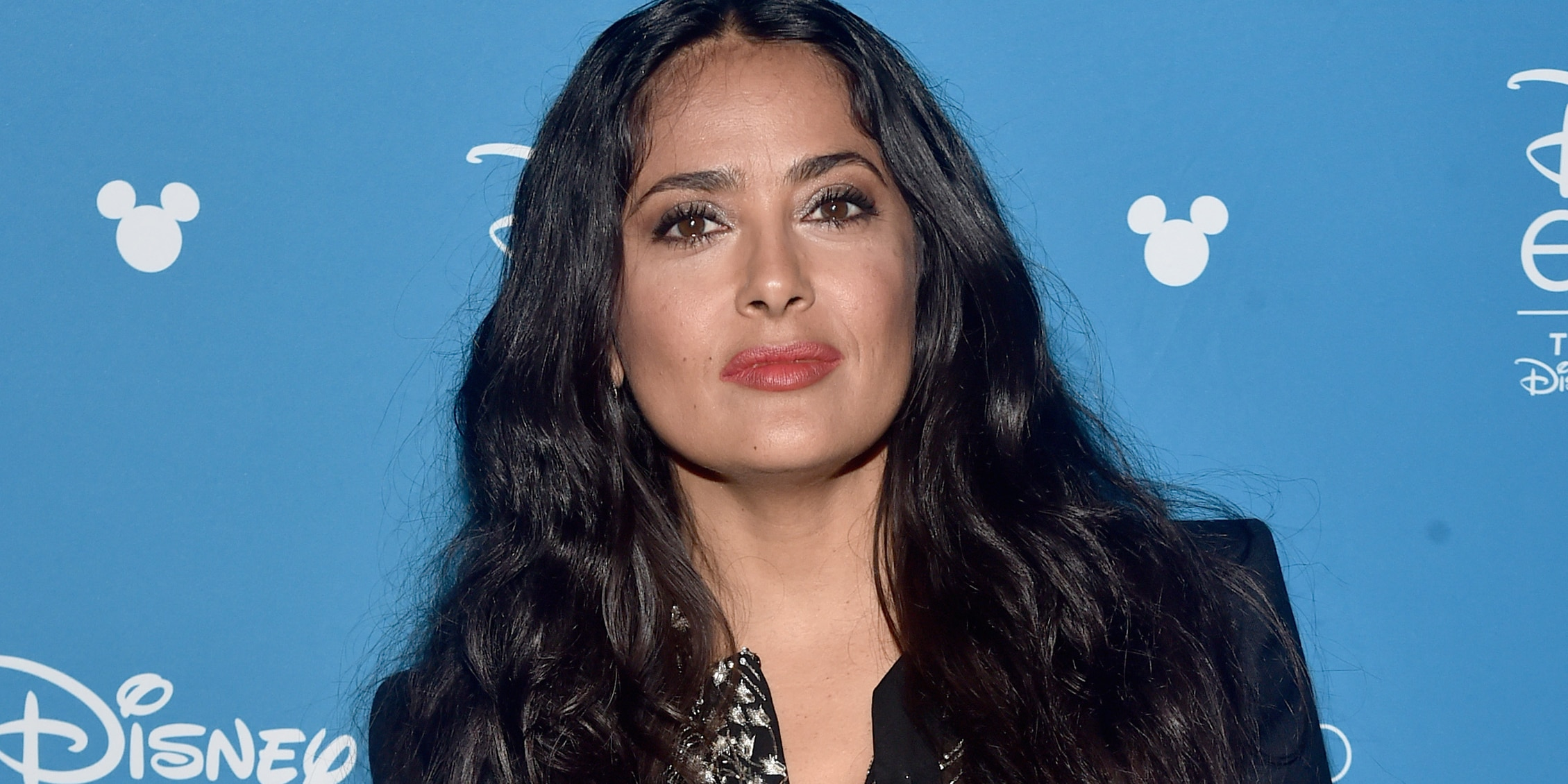 Salma Hayek celebrated her birthday back in September and revealed she doesn't mind aging gracefully.