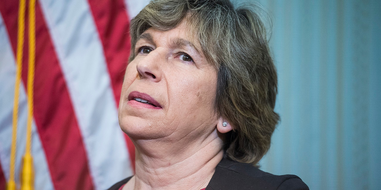 Randi Weingarten, president of the American Federation of Teachers. (Photo By Tom Williams/CQ Roll Call)