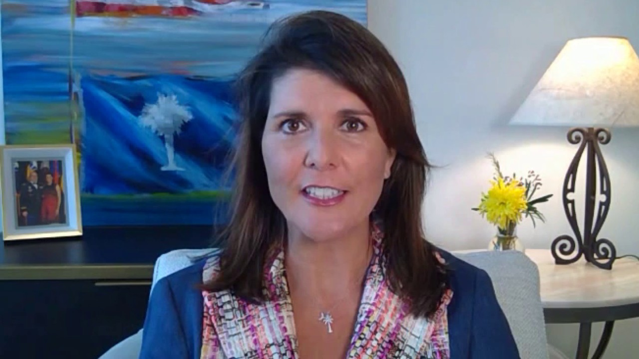 Nikki Haley: Peace deal is effective because Middle East leaders trust Trump