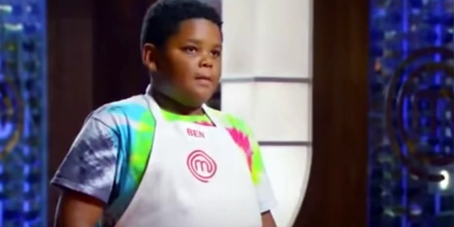 Ben Watkins on Season 6 of 'MasterChef Junior.' He has died at the age of 14 after a battle witha rare illness known asAngiomatoid Fibrous Histiocytoma.