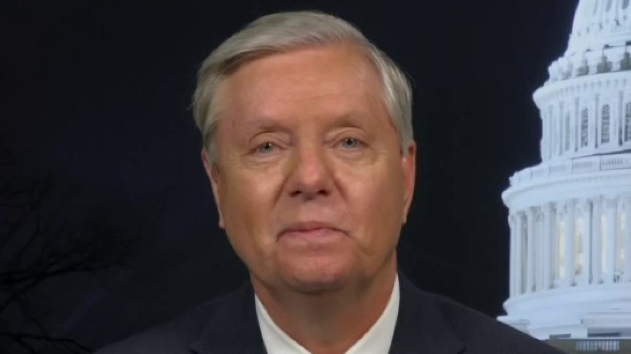 Graham pushes back on claims he pressured Georgia to throw out legal ballots