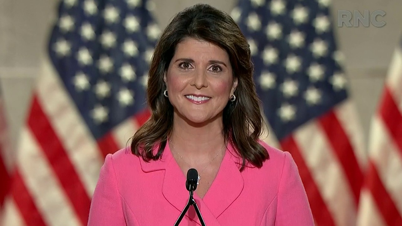 Nikki Haley says that Joe Biden has a record of weakness and failure