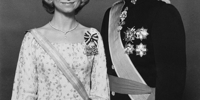 Juan Carlos has been married to Queen Sofia since 1962.