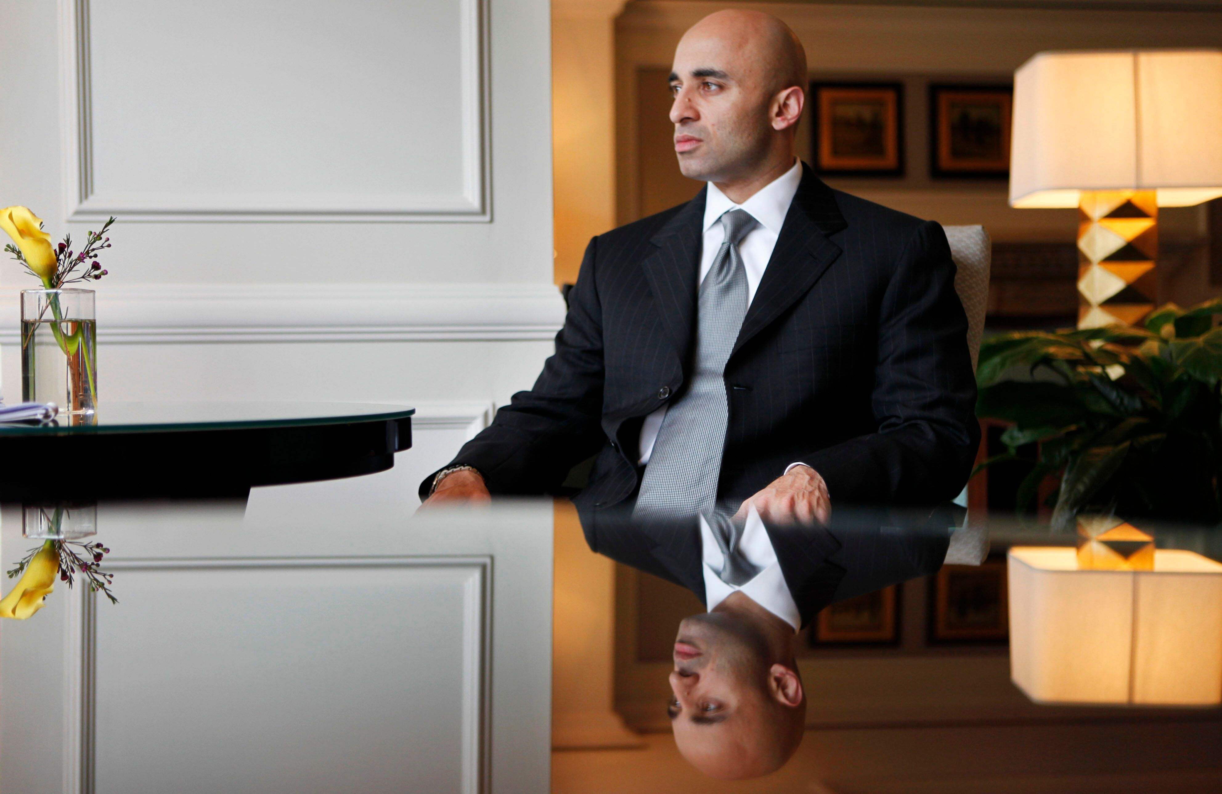UAE Ambassador to the U.S. Yousef Al Otaiba, pictured in 2009, is expected to play on Americans' anxieties about Tehran
