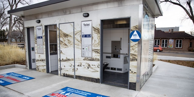 Cintas Corporation named the public bathroom in Colorado Springs, Colorado's Bancroft Park as America's best restroom. (Cintas Corporation)
