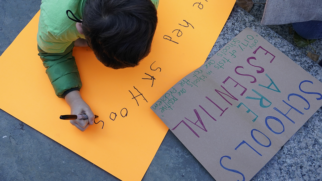 Teachers unions playing big role in school closures: Byron York