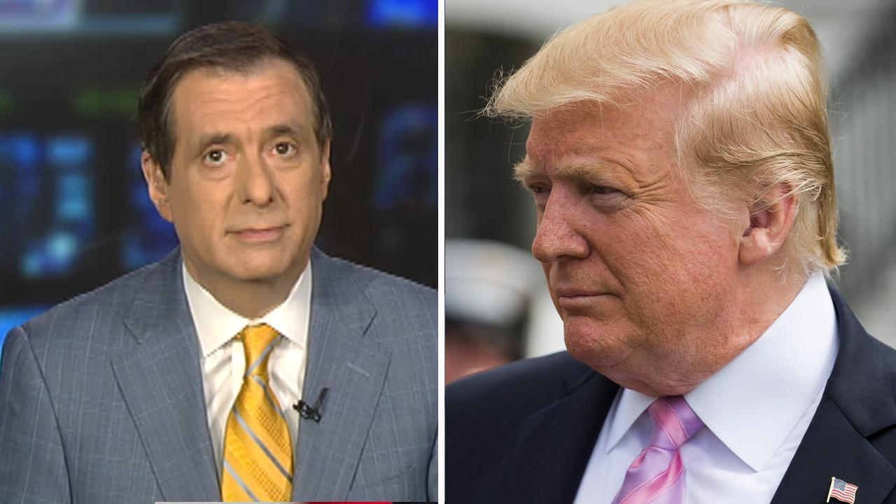 Howard Kurtz: From 'Morning Joe' to Paul Krugman, Trump is slamming his critics