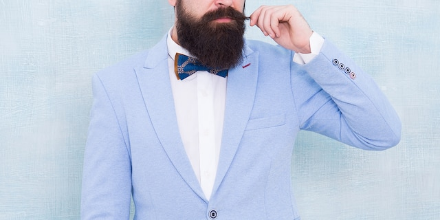 An anonymous groomsman says he isn't happy with a request that all of the men in the wedding party be clean-shaven.