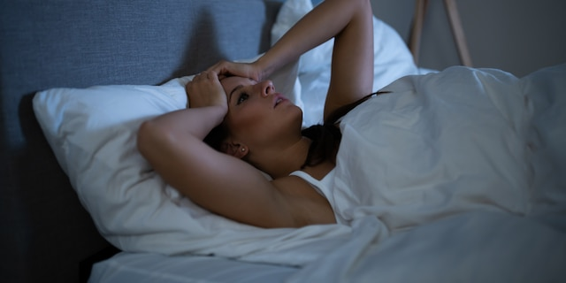 The majority of those who answered the survey said 2020 has been the year of poor sleep.