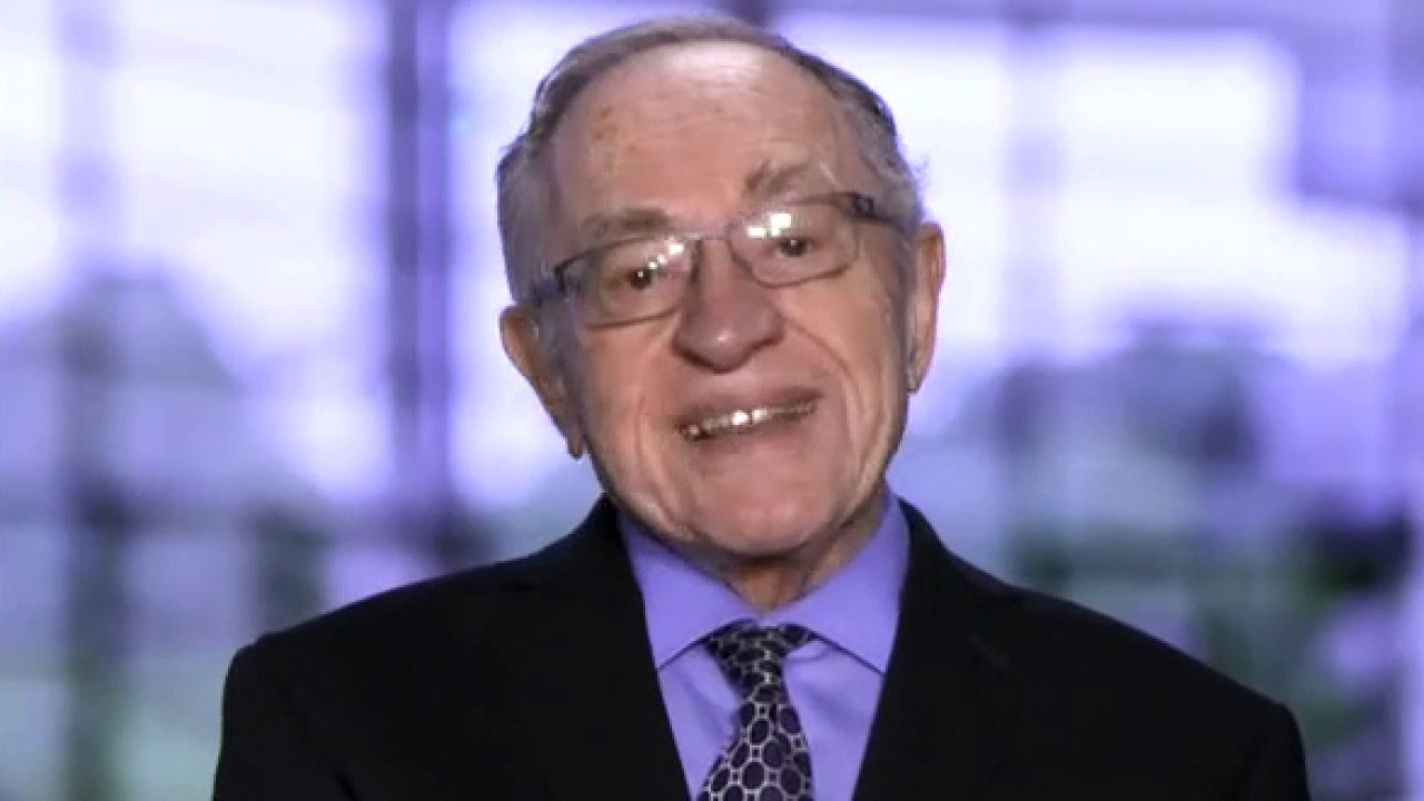 Dershowitz: 'Legal theory' supports election lawsuits but evidence is crucial