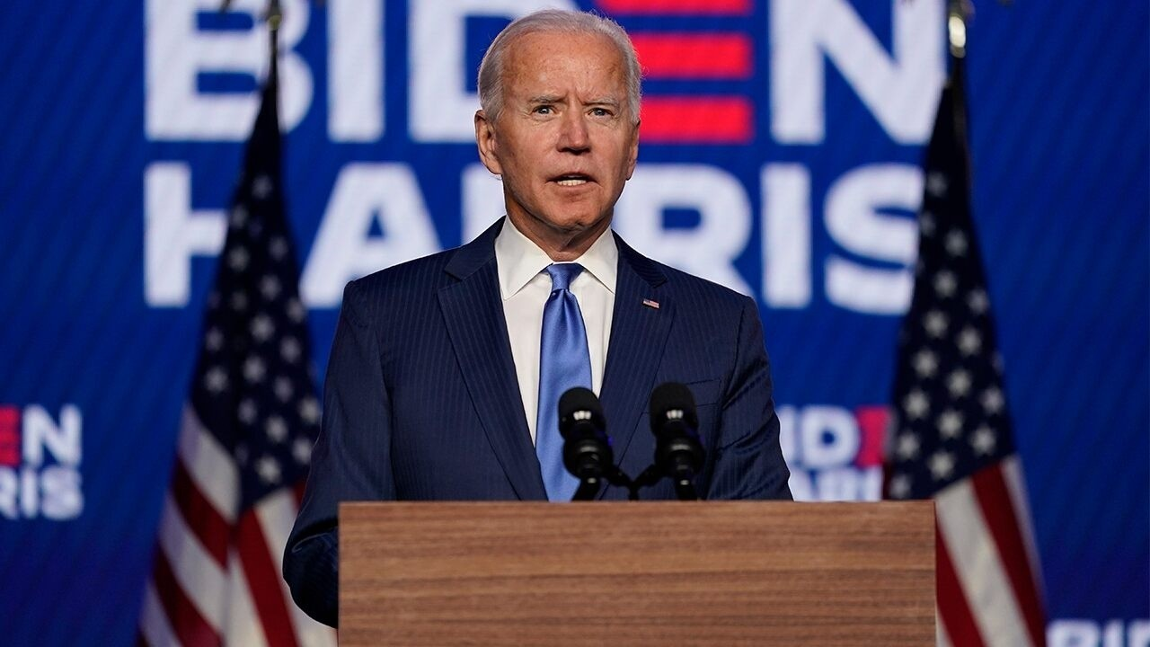 President-elect Biden conducts calls with foreign leaders
