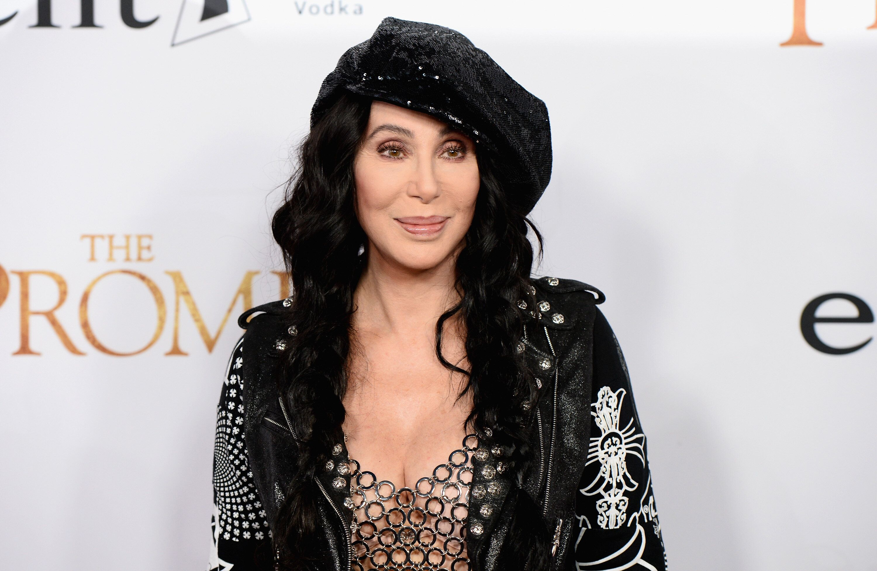 """Cher is in Pakistan to celebrate the departure of Kaavan, dubbed the """"world's loneliest elephant,"""" who will"""