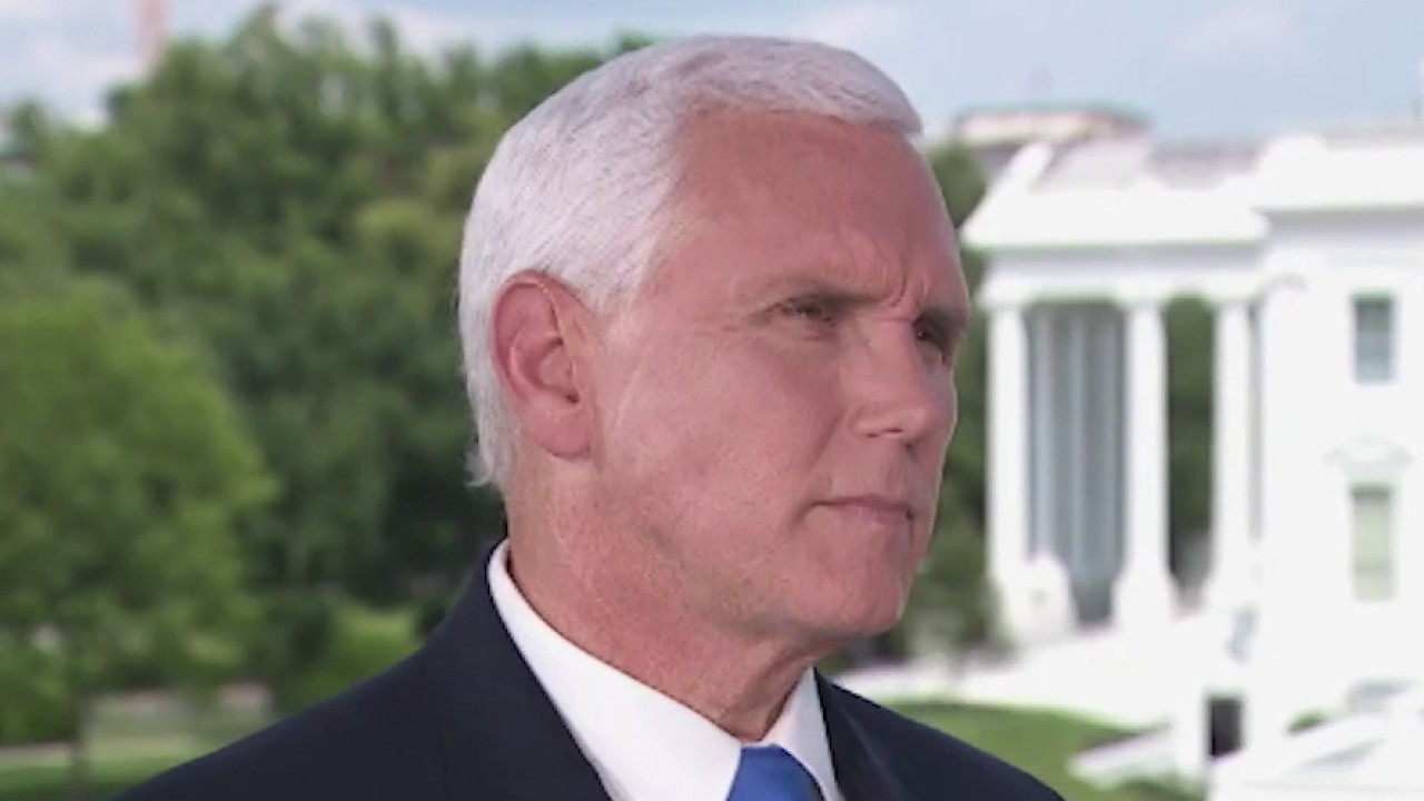 VP Pence reacts to Mattis op-ed slamming Trump: 'He's wrong'