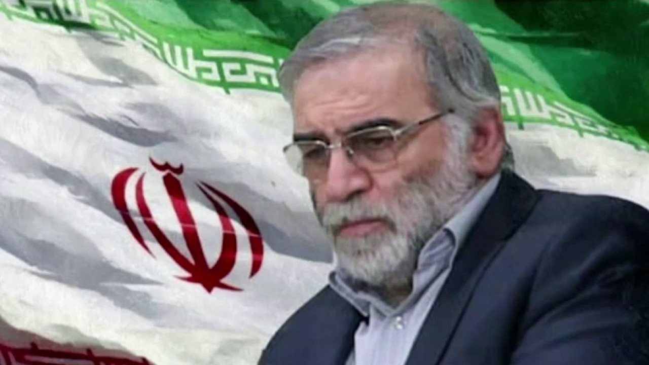 Iran's foreign minister hints at Israel playing role in scientist's death