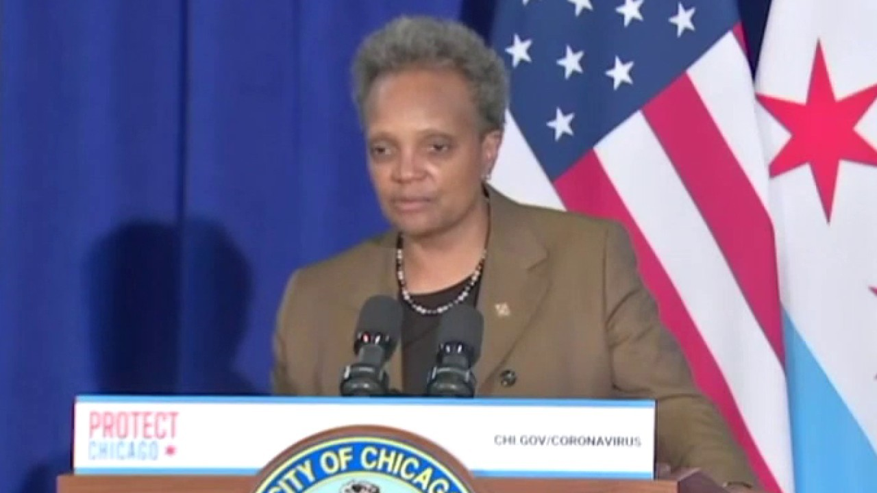Chicago mayor faces backlash over new stay-at-home orders