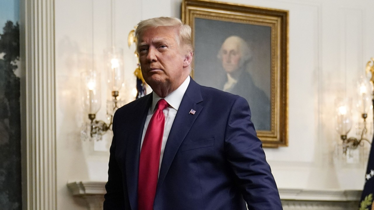 President Trump joins 'Sunday Morning Futures'