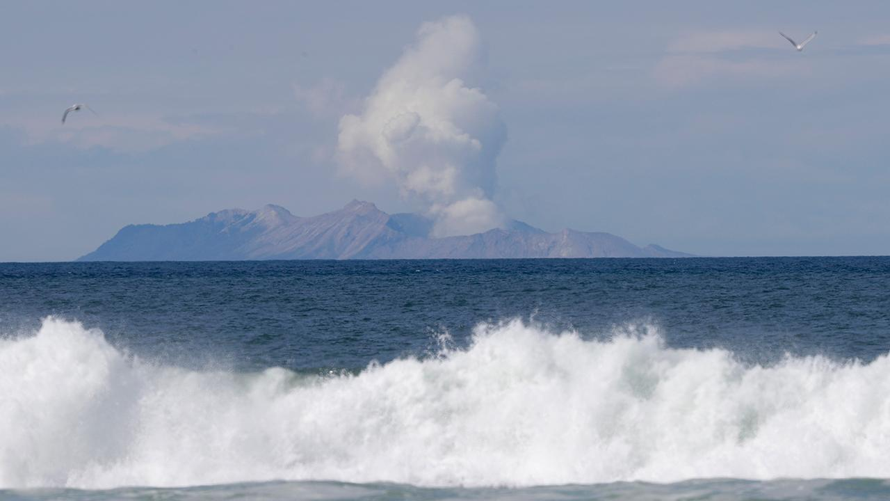 New Zealand officials finalize plan to recover victims of volcanic eruption on White Island