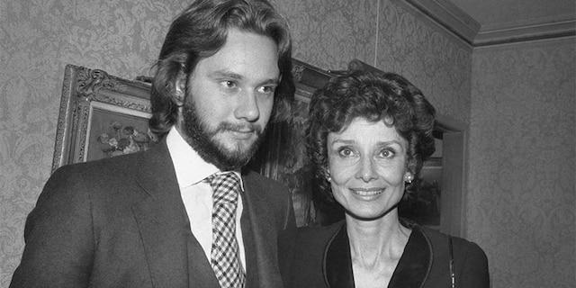 Sean Ferrer Hepburn said he enjoyed making his mother, Audrey Hepburn, laugh over the years.