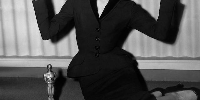 Audrey Hepburn won an Oscar in 1954 for 'Roman Holiday,' a film that would make her an international sensation.