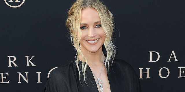 Jennifer Lawrence is helping her family rebuild after their barn in Kentucky caught fire.