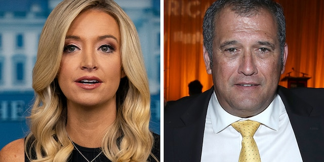 "Kayleigh McEnany called on the White House Correspondent's Association to probe Playboy's Brian Karem for repeatedly shouting ""demeaning, misogynistic questions"" during White House press briefings."