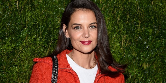 Katie Holmes is now Instagram official with her boyfriend, chef Emilio Vitolo Jr.