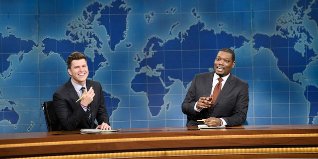 'Weekend Update' noted that Dec. 19 marked its last show under a Donald Trump presidency.