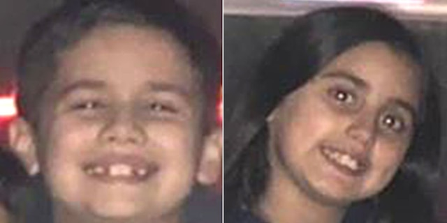 Julian and Gabriella (Source: Travis County Sheriff's Office)