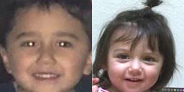 Sebastian and Giovanna (Source: Travis County Sheriff's Office)