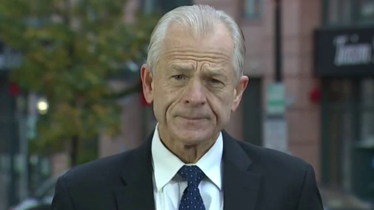 Navarro on US-China tensions: They are 'increasingly a mortal enemy'