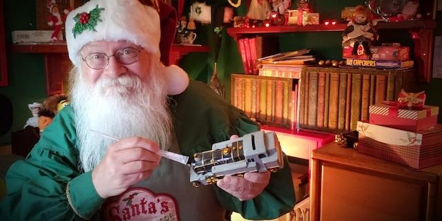 Santa Bob Jordan (Bob Jordan)