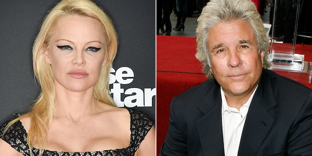 Pamela Anderson and Jon Peters married in January but called it quits 12 days later.