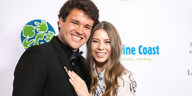 In March,Bindi Irwinrevealed that she married fiancé Chandler Powell at a small ceremony without any guests. (Photo by John Wolfsohn/Getty Images)