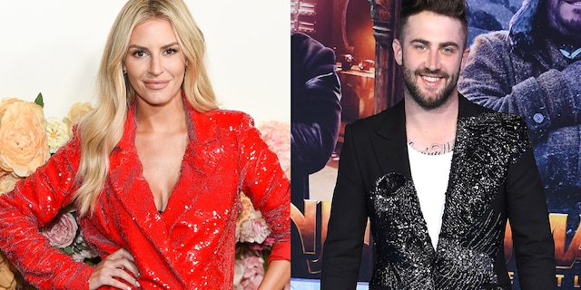 Morgan Stewart and Jordan McGraw tied the knot on December 9.