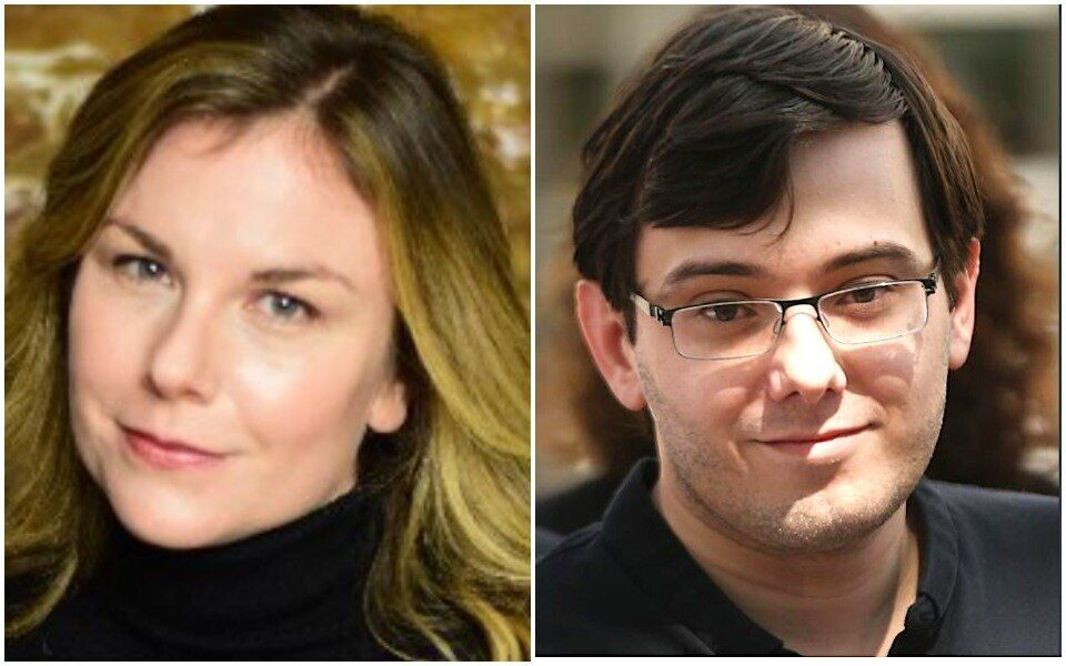 "Christie Smythe wrote of her relationship with Martin Shkreli: ""A woman can choose to do something with her life ("