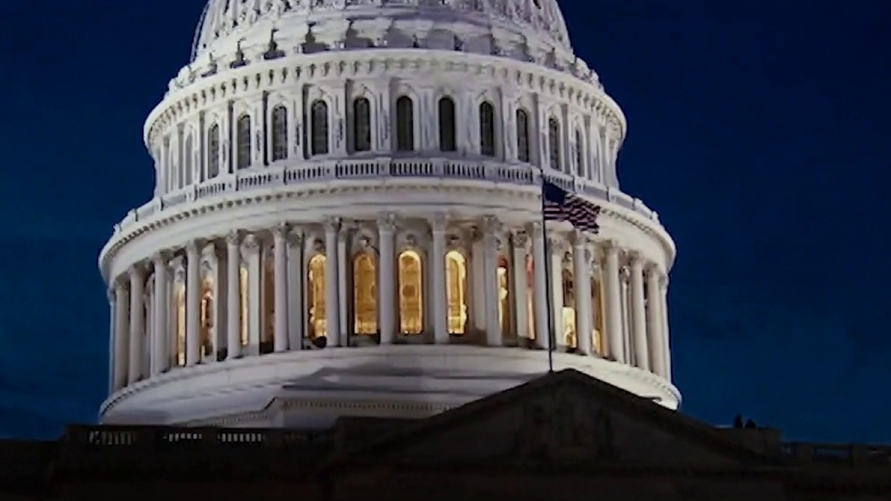 Growing outrage in Congress over government spending, COVID aid bill