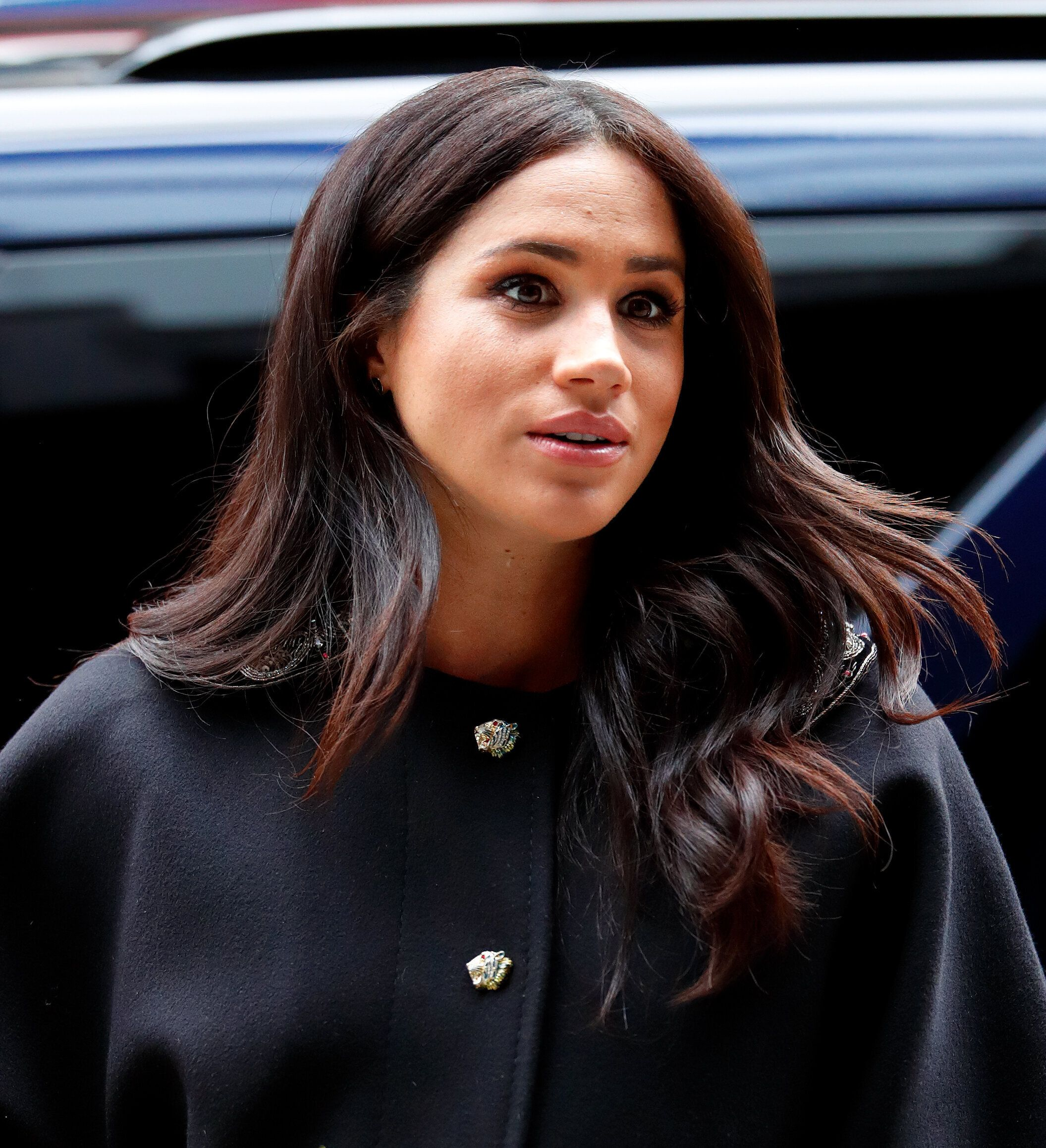 The Duchess of Sussex wrote about her pregnancy loss.