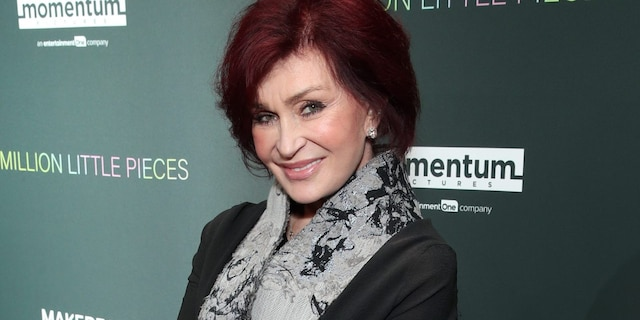 Sharon Osbourne announced that she is now home after testing negative for coronavirus twice. (Getty Images)
