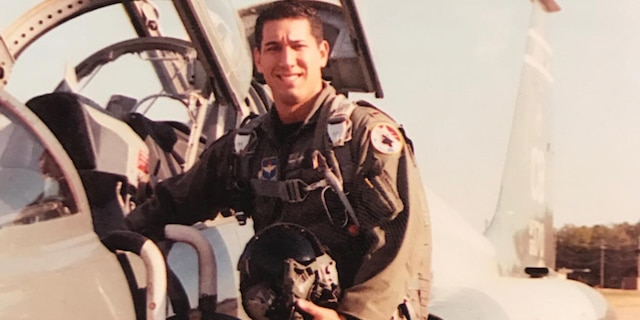 Rep.-elect Kai Kahele has served in the Hawaii Air National Guard since 1999. The pilot has flown combat missions in Iraq and in Afghanistan.
