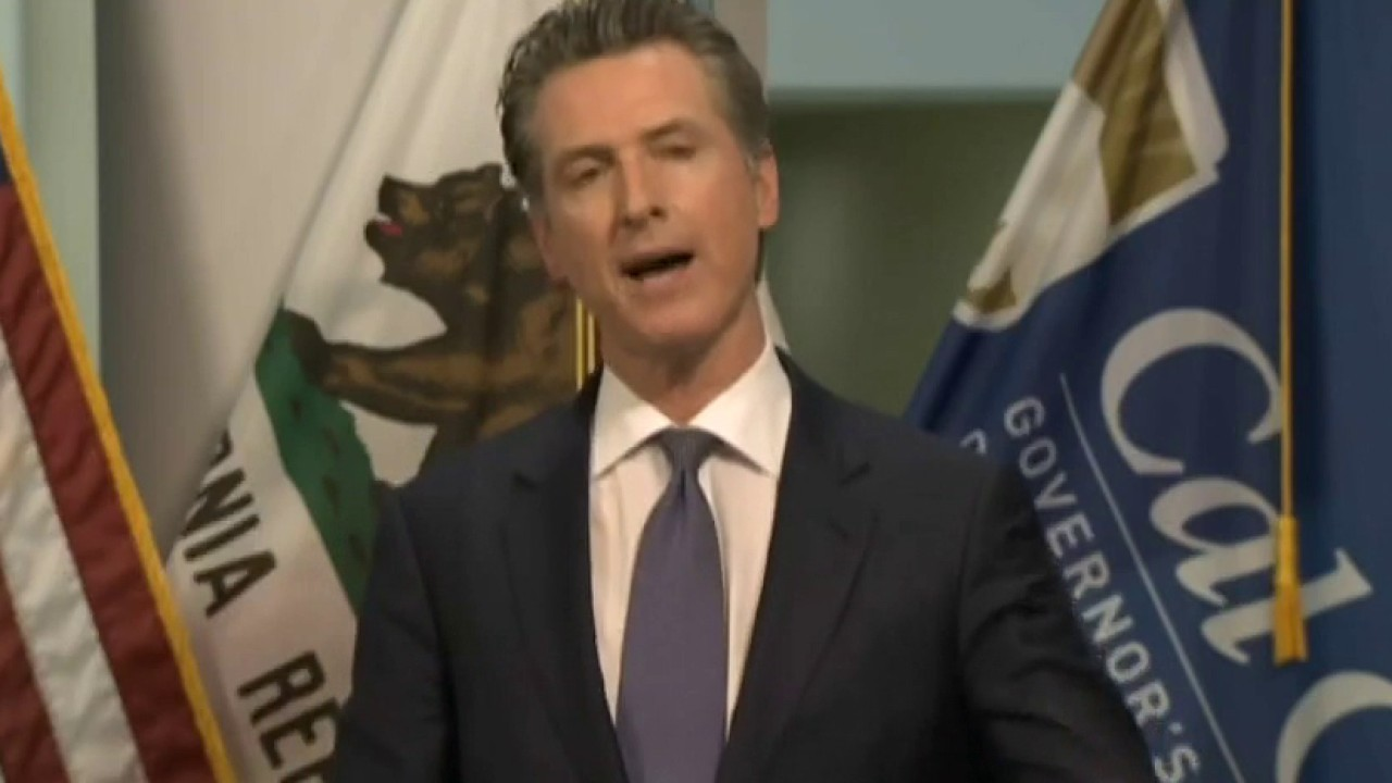 Newsom's coronavirus shutdowns are 'an outrage': Recall Gavin Newsom adviser